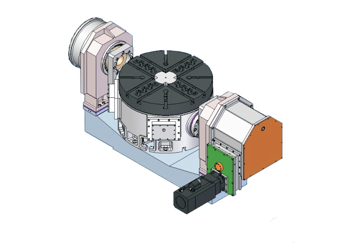 PRECISION ROTARY TABLES